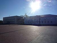ポロナイスク市役所.JPG