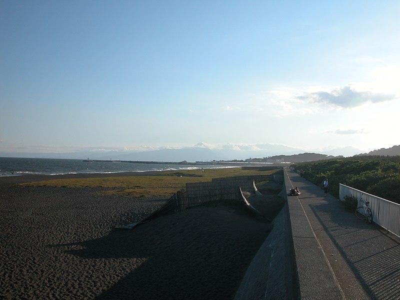 File:夏の海岸 - panoramio.jpg