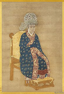 Empress Gao (Song dynasty) Empress of Song Dynasty