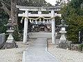 河南町一須賀 一須賀神社 Ichisuka-jinja 2010.2.20 - panoramio.jpg