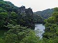 重堀岩(阿武川) - panoramio.jpg