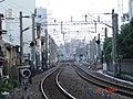 青年路平交道向臺南車站拍攝 - panoramio.jpg