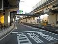 高速1号羽田線の羽田入口.jpg
