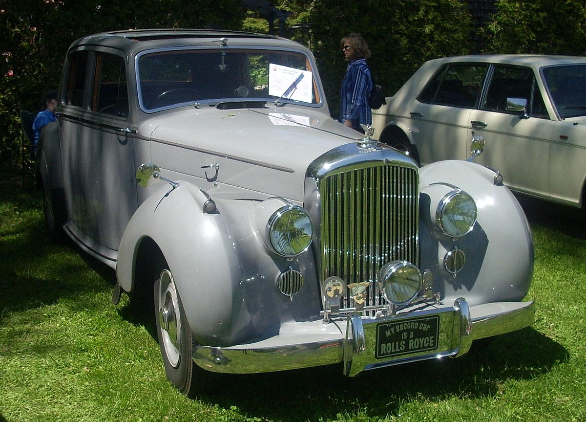 Bentley Mark VI – Wikipedia