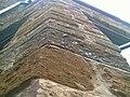 -2005-06-27 Sandstone mullion, Fawsley Hall, Northamptonshire (1).JPG