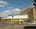 -2018-05-18 Canaries club shop (Norwich City FC) and Carrow Road football stadium, Norwich (1).jpg