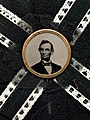 -Mourning Corsage with Portrait of Abraham Lincoln- MET DP265063.jpg