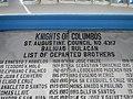 0160Baroque façade of Saint Augustine Church of Baliuag Bells 66.jpg