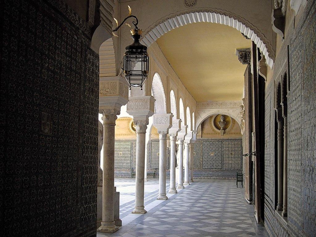 Cloître de la Casa de Pilatos de Séville - Photo de KikeMad
