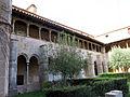 029 Sant Jeroni de la Murtra, claustre, galeria oest.JPG