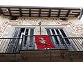 047 Cal Bosch, c. Santa Maria (Santpedor), balcó.JPG