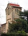 057 Casa Barbey, torre, c. Figueral (la Garriga).JPG