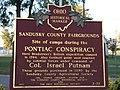 101 0498 sandusky county fairgrounds state hist'l marker, fremont ohio.JPG