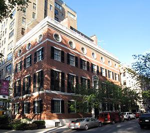 Willard Dickerman Straight - Willard D. Straight House in New York