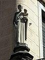 11 Capelleta neogòtica de Can Quadras, c. Romaní - Església (Calella).JPG