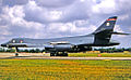 127th Bomb Squadron Rockwell B-1B Lancer Lot IV 85-0064.jpg