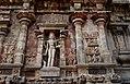12th century Airavatesvara Temple at Darasuram, dedicated to Shiva, built by the Chola king Rajaraja II Tamil Nadu India (79).jpg