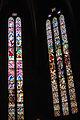 132 Banyoles, Santa Maria dels Turers, vitralls.JPG