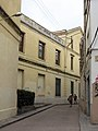 140 Escola de Teixits, c. Sant Pere (Canet de Mar).JPG