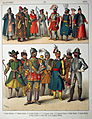 1500, Slavonic. - 074 - Costumes of All Nations (1882).JPG