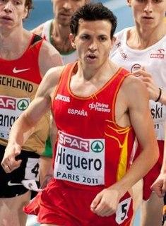 Juan Carlos Higuero athletics competitor