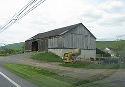 1686 - Hopewell Twp - Agriculture along PA26.JPG