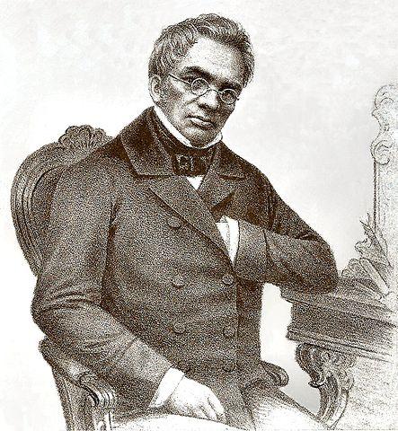 Н. И. Греч, ок. 1850 года