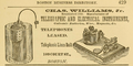 1879 Williams telephones BostonBusinessDirectory.png