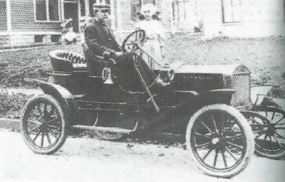 1908 Lambert model 18 runabout