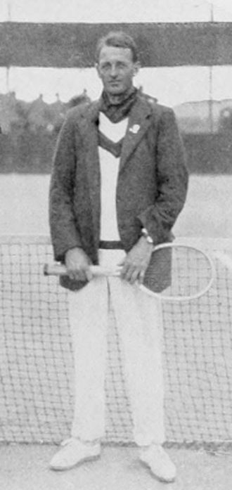 Charles Winslow - Winslow in 1912