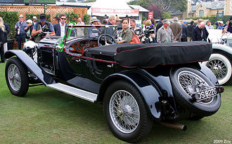 Bentley 4½ Litre - Very few vintage Bentleys have survived with their four-seater coachwork intact