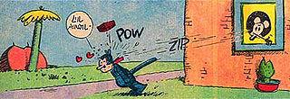 <i>Krazy Kat</i> comic strip