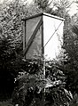 1939. Large cage used for forcing attacks of Cylindrocopturus sp. on Douglas fir. Pack Forest, La Grande, Washington. (34953133536).jpg