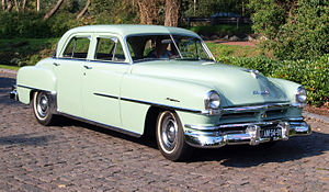 Chrysler Windsor - 1951 Chrysler Windsor Deluxe