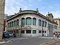 195 Pescadería Municipal, antic mercat del peix, c. Cabrales 2 (Gijón), angle sud-est.jpg