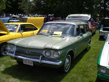 Chevrolet Lakewood שנת 1962