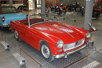 MG Midget - Image: 1963 M.G. Midget (6322636050)