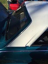 1966 Rambler Classic 550 two-door sedan at 2015 AACA Eastern Regional Fall Meet 05of12.jpg