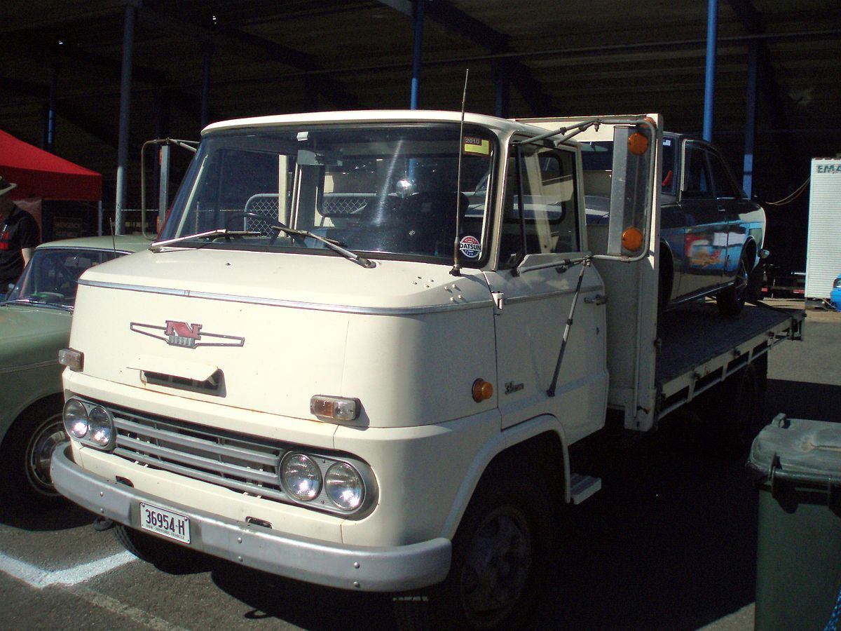 6 Door Truck >> Nissan C80 - Wikipedia