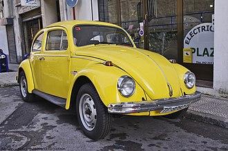 Automotive industry in Nigeria - 1976 Volkswagen 1300 L 'Escarabajo' (Typ 1) (5476921123)
