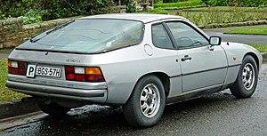 Porsche 924 - 1977–1982 Porsche 924 (Australia)