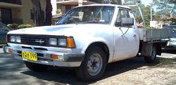 1982 Datsun 720