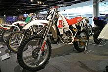Yamaha National Motocross