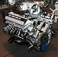1989 Toyota 1UZ-FE Type engine rear.jpg