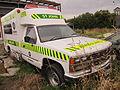 1990 Chevrolet Sierra 5.7 Petrol Ambulance (7879040200).jpg