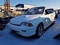 1991 Pontiac Firefly convertible - Flickr - dave 7.jpg