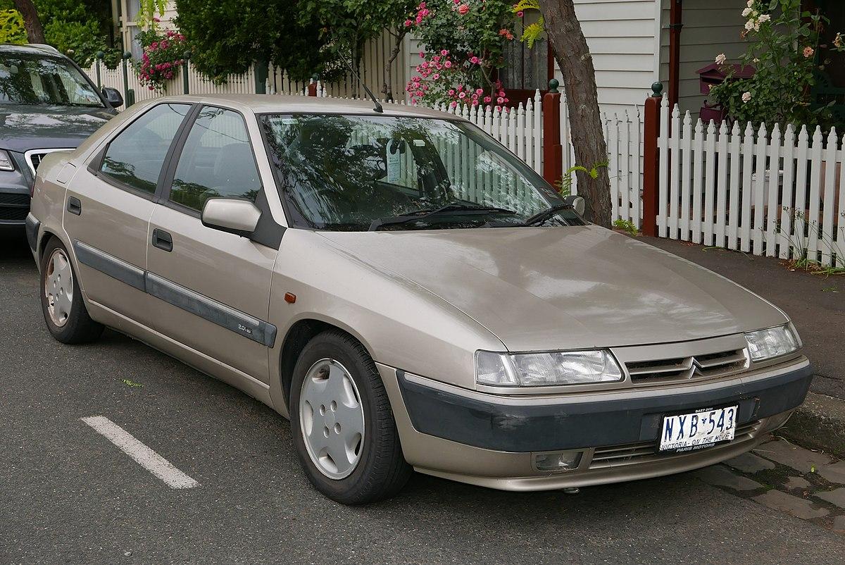 citroen xantia, 1994 г.