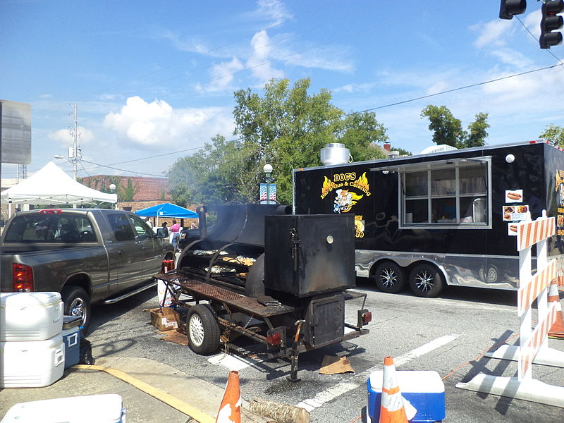 ファイル:19th Annual Downtown Barbecue Cook-Off 23.JPG