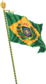 1Brazil imperial flag pole uno.png