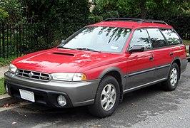 1998 Subaru Legacy Outback >> Subaru Legacy Second Generation Wikipedia